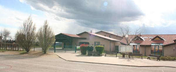 L'école de Taluyers