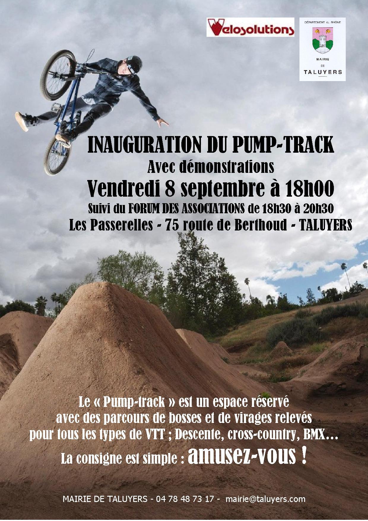 affiche pump track