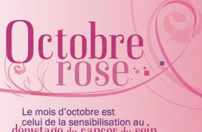 OCTOBRE ROSE Programme 2018